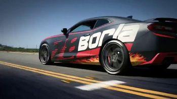 Borla Exhaust TV Spot, 'Hear the Engine'