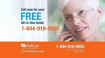 WellCare Health Plans TV Spot, \'Good News: Big Benefits\'