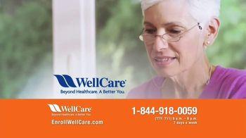 WellCare Health Plans TV Spot, 'Good News: Big Benefits' - Thumbnail 2