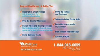 WellCare Health Plans TV Spot, 'Good News: Big Benefits' - Thumbnail 6