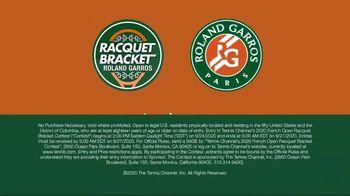 Tennis.com TV Spot, 'Racquet Bracket: Roland Garros' - Thumbnail 10
