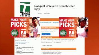 Tennis.com TV Spot, 'Racquet Bracket: Roland Garros' - Thumbnail 7