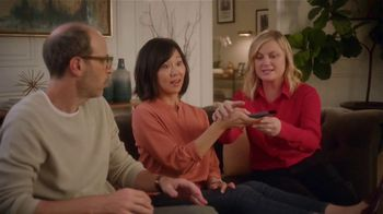 XFINITY X1 Voice Remote TV Spot, 'Search-itus: $54.99 and Free DVR Service' Ft. Amy Poehler - Thumbnail 3
