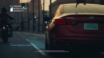 2020 Nissan Altima TV Spot, 'Be There' [T2] - Thumbnail 4