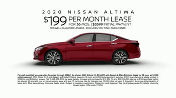 2020 Nissan Altima TV Spot, 'Be There' [T2] - Thumbnail 9