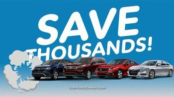 Honda Model Year End Sales Event TV Spot, 'Once a Year' [T2] - Thumbnail 3