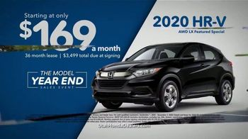 Honda Model Year End Sales Event TV Spot, 'Once a Year' [T2] - Thumbnail 5