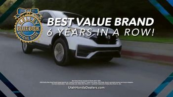 Honda Model Year End Sales Event TV Spot, 'Once a Year' [T2] - Thumbnail 6