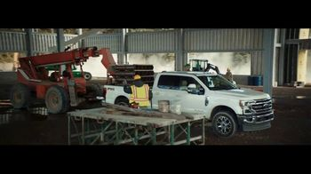 Ford Truck Month TV Spot, 'Because of This: Trucks' [T2]