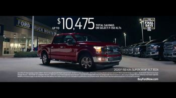 Ford Truck Month TV Spot, 'Because of This: Trucks' [T2] - Thumbnail 10