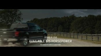 Ford Truck Month TV Spot, 'Because of This: Trucks' [T2] - Thumbnail 4