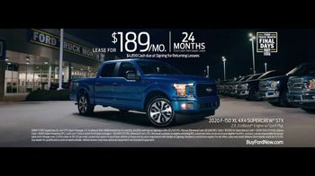Ford Truck Month TV Spot, 'Because of This: Trucks' [T2] - Thumbnail 9