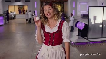Purple Mattress Anniversary Savings TV Spot, '5th Anniversary: Celebrating Innovative Comfort'