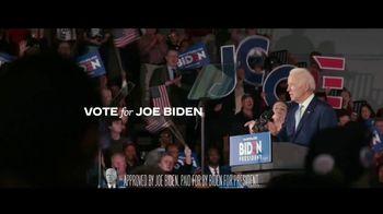 Biden for President TV Spot, 'Vote For' Song by Nina Simone