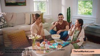 Thrive Market TV Spot, 'The Sanders'