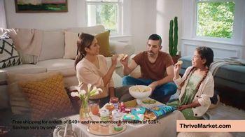 Thrive Market TV Spot, 'The Sanders' - Thumbnail 9