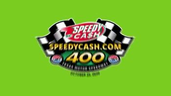 Speedy Cash 400 TV Spot, 'Nascar Truck Series' - Thumbnail 10