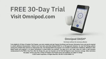 Omnipod TV Spot, 'Simplify Life: 30-Day Trial' - Thumbnail 9