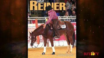 National Reining Horse Association Reiner Magazine TV Spot, 'Industry News'