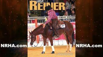 National Reining Horse Association Reiner Magazine TV Spot, 'Industry News' - Thumbnail 7