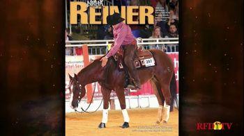 National Reining Horse Association Reiner Magazine TV Spot, 'Industry News' - Thumbnail 3