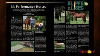 National Reining Horse Association Reiner Magazine TV Spot, 'Industry News' - Thumbnail 4