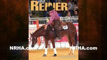 National Reining Horse Association Reiner Magazine TV Spot, 'Industry News' - Thumbnail 6