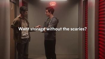 MakeSpace TV Spot, 'Helping Hand-Less: Storage Without the Scaries'