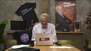 Nosey App TV Spot, 'Stage Call' Featuring Jerry Springer