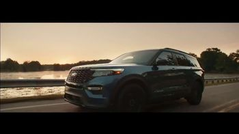 Ford TV Spot, 'Because of This: SUVs: Crew and Cargo' [T2]