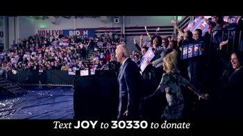 Biden for President TV Spot, 'Making History' - Thumbnail 4