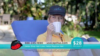 Capillus Prime Hair Sale TV Spot, 'Treat Hair Loss at Home'