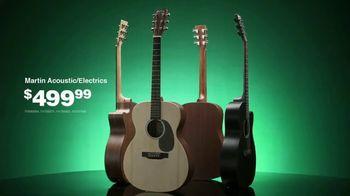 Guitar Center Guitar-A-Thon TV Spot, 'Martin and Mitchell Guitars'