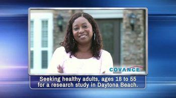 Covance Clinical Trials TV Spot, 'Help Advance Medicine: Overnight Study'