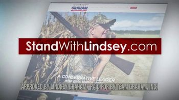 Team Graham, Inc TV Spot, 'Stand With Lindsey' - Thumbnail 10