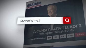 Team Graham, Inc TV Spot, 'Stand With Lindsey' - Thumbnail 9