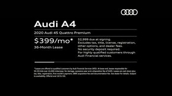 2020 Audi A4 TV Spot, 'Touch and Go' [T2] - Thumbnail 5