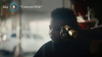 Comcast Rise TV Spot, \'Keep Rising\'