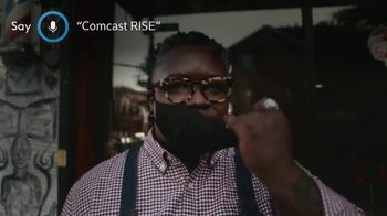 Comcast Corporation TV Spot, 'Keep Rising' - Thumbnail 6
