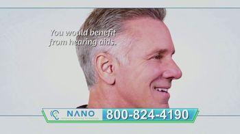 Nano CIC Recharge Hearing Aids TV Spot, 'Superior' - Thumbnail 2