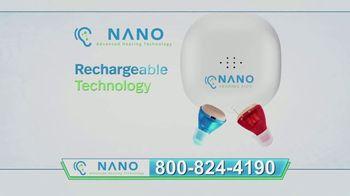 Nano CIC Recharge Hearing Aids TV Spot, 'Superior' - Thumbnail 5