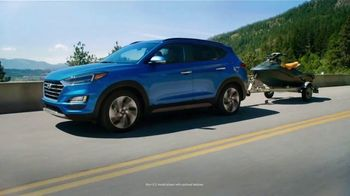 2020 Hyundai Tucson TV Spot, 'An SUV You Can Rely On' [T2] - 57 commercial airings