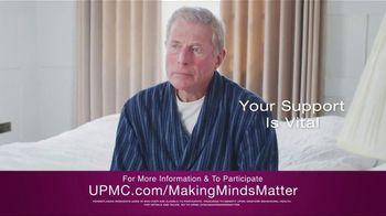 UPMC TV Spot, 'Making Minds Matter: Mental Health Challenges' - Thumbnail 3