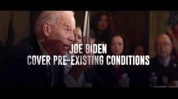 Future Forward USA Action TV Spot, 'The Biden Plan for Health Care' - Thumbnail 5