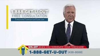 Timeshare Termination Team TV Spot, 'Costly Fees: 15% Off' - Thumbnail 6