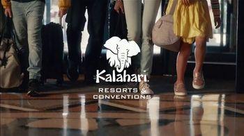 Kalahari Resort and Conventions TV Spot, 'Space to Play' - Thumbnail 1