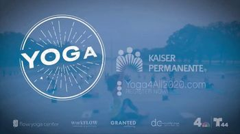 Kaiser Permanente TV Spot, 'World Mental Health Day: Virtual Yoga' - Thumbnail 7