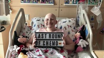 Children's Cancer Research Fund TV Spot, 'Treatment Without Side Effects'