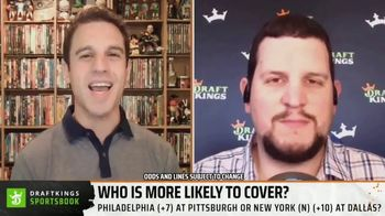 DraftKings TV Spot, 'Who's More Likely to Cover?'