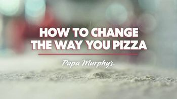Papa Murphy's Hog Heaven Pizza TV Spot, 'Chow Down: $13'